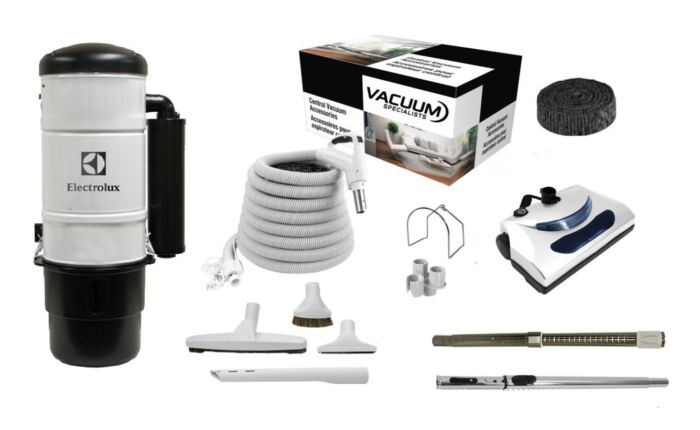 Electrolux QC600 & JohnnyVac Package - FREE INSTALLATION 1