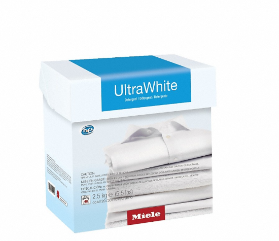 Miele Ultra White Powder Laundry Detergent- 2.5 kg 1