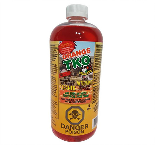 Orange TKO Super Concentrated All Purpose Cleaner- 33.8oz 1