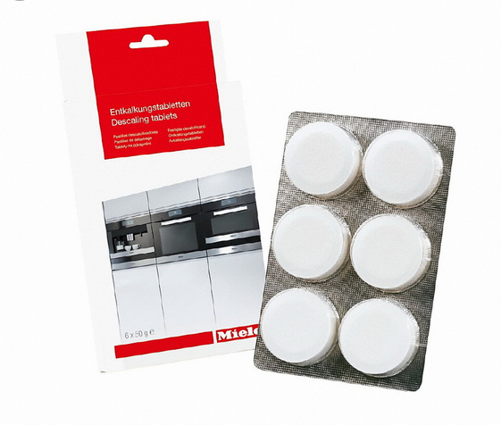 Miele Descaling Tablets (6-Tablets) 1