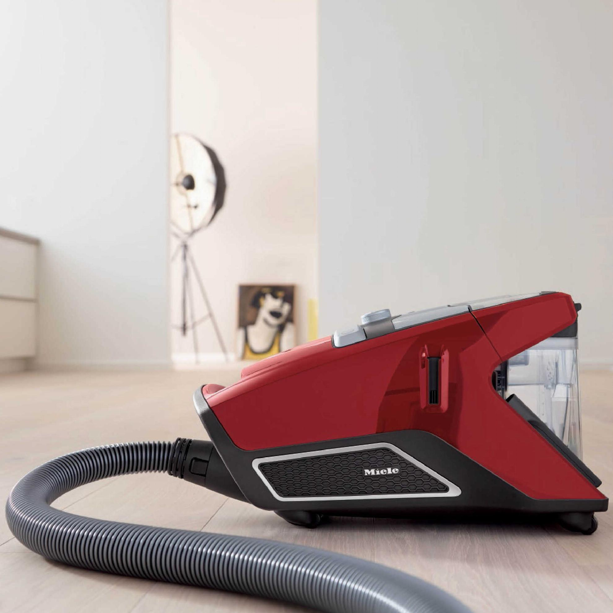 Miele Blizzard Cx1 Cat Amp Dog Bagless Vacuum Commercial