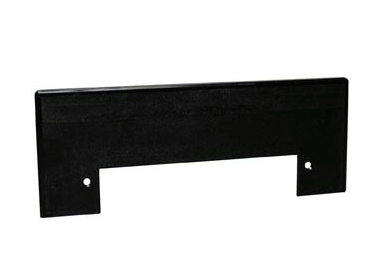 VacPan Trim Plate- Black 1
