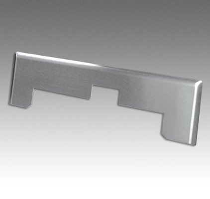 Stainless VacPan Trim Plate 1