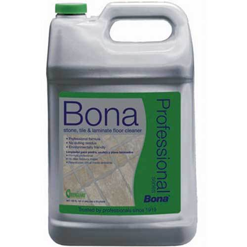 Bona Professional Series Stone, Tile & Laminate Floor Cleaner Refill- 1 Gallon 1
