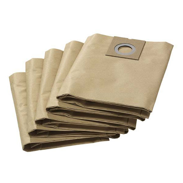 Karcher Canister Paper Bags for NT 14/1 Item 6.904-406.0 1