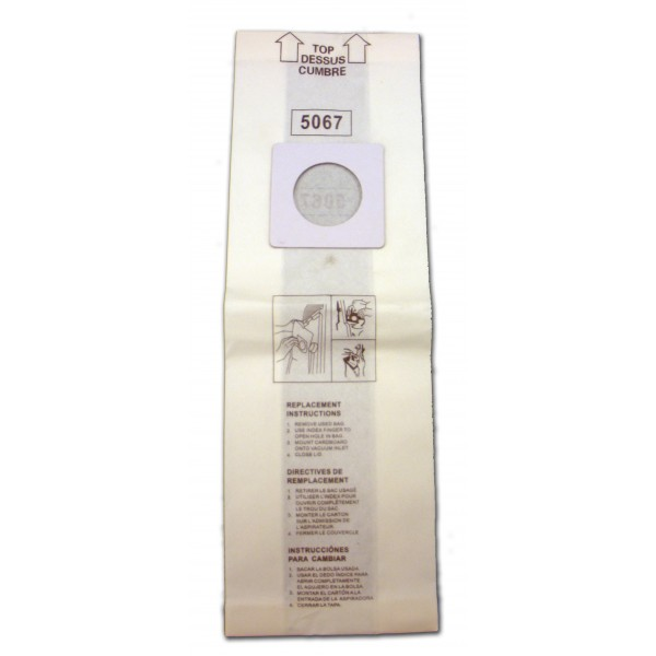 Kenmore 5067 Upright Paper Bags (6-Bags) 1