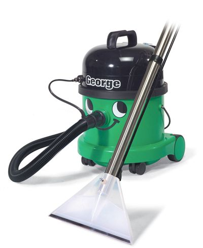 Numatic George GVE370 Extractor & Wet/Dry Canister Vacuum 1