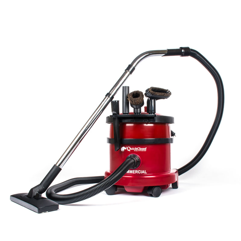 Buy Quick Clean Dry Commercial Canister Vacuum Online