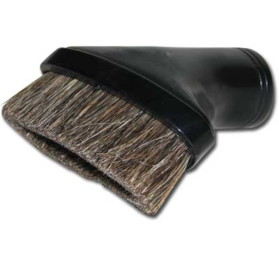 Dusting Brush Oval - Black 1