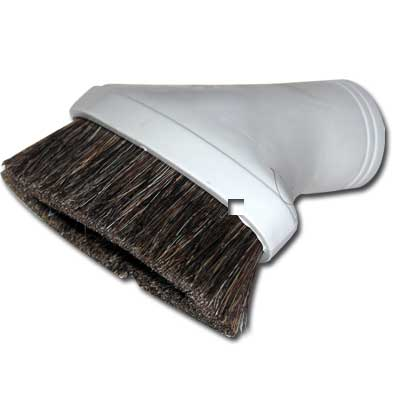 Dusting Brush Oval - Grey 1