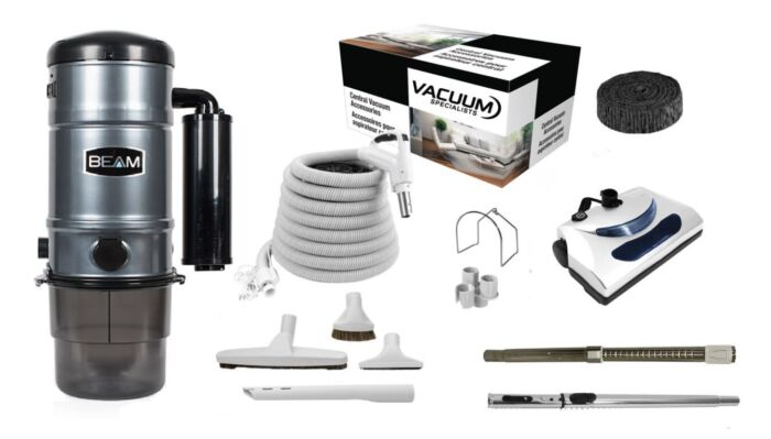 Beam SC325 Central Vacuum with PN11 Package 1