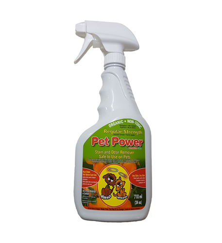 Orange TKO Pet Power- 24oz 1