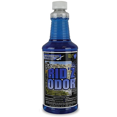 RID'Z ODOR Super Concentrate- DESERT RAIN - 32 OZ 1