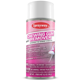 Sprayway® Chewing Gum Remover Spray- 6.5oz 1