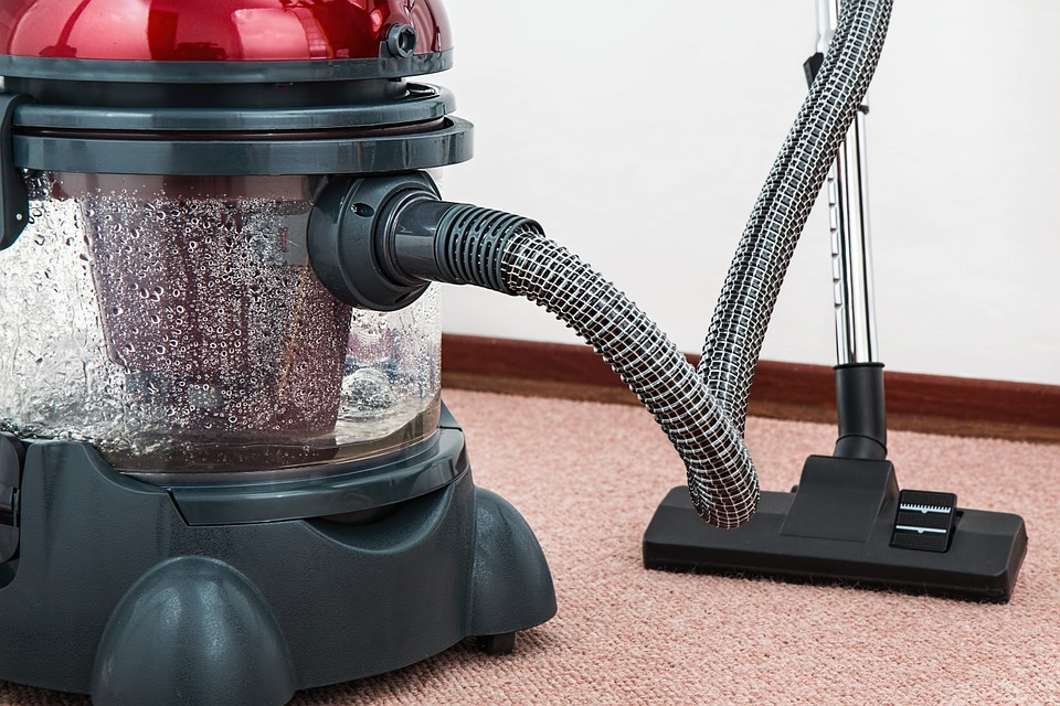 The History Behind the Vacuum Cleaner 1