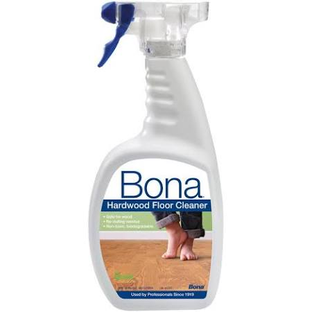 Bona Hardwood Floor Cleaner Spray- 22oz 1
