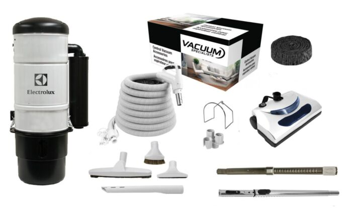 Electrolux QC600 with PN11 Kit Package 1