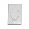 Metal Central Vacuum Wall Inlet Valve 3