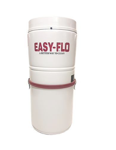 Easy-Flo SQ9055 Central Vacuum 1