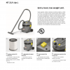 Karcher NT 22/1 Wet & Dry Canister Vacuum 6