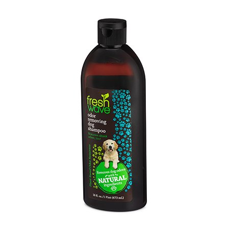 Fresh Wave® Odor Removing Pet Shampoo Liquid- 16oz 1