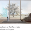 The Dyson Pure Cool™ purifying tower fan-Iron / Blue 8