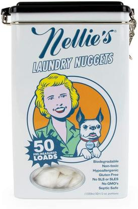 Nellie's Laundry Nuggets- 50 Loads 1