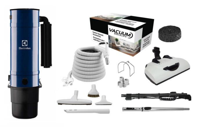 Electrolux SC380D with Wessel Werk Kit Package 1