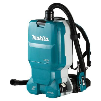 Makita DVC665PT2 18Vx2 LXT Backpack Vacuum Cleaner with AWS (6.0 L) Kit 1